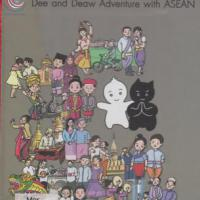 Dee and Deaw adventure with ASEAN /